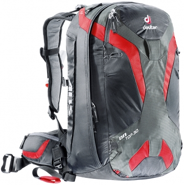 Deuter OnTop ABS 30 black-fire-30
