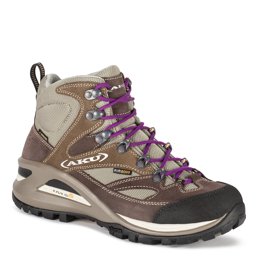 Transalpina W's GTX Brown/Violet-30