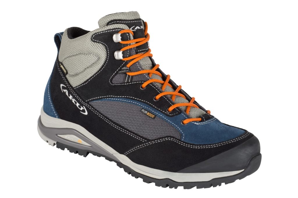 Alpina Air GTX Grey/Blue-30