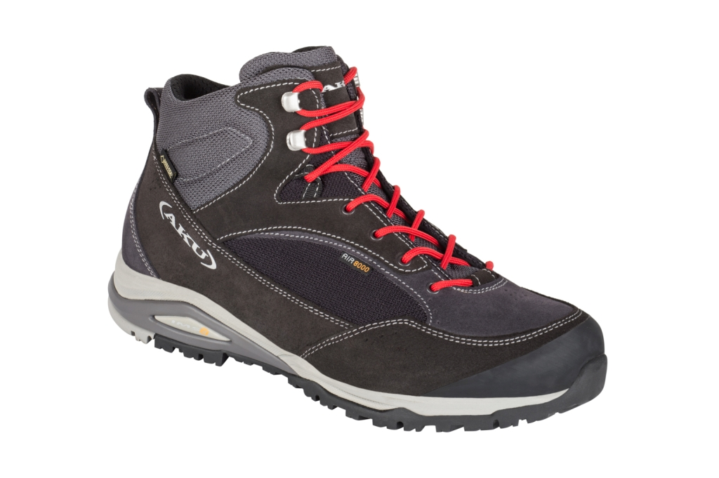 Alpina Air GTX Black/Red-30