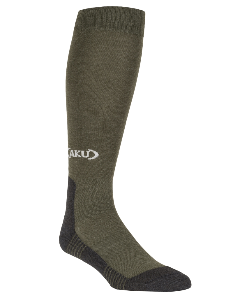 Trekking High Socks Green/Dark Grey-30