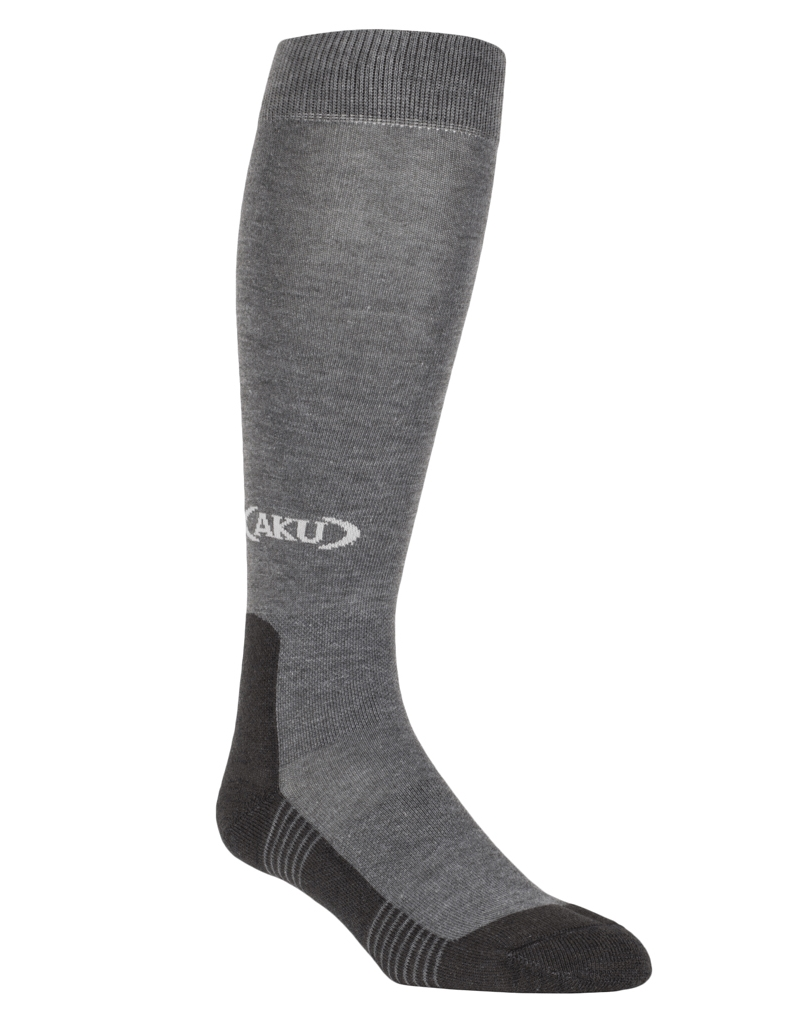 Trekking High Socks Light Grey/Grey-30