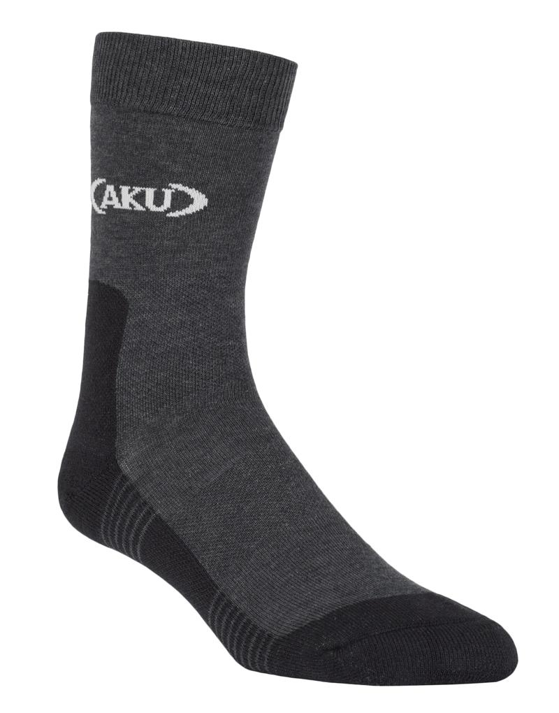 Trekking Low Socks Anthracite/Black-30