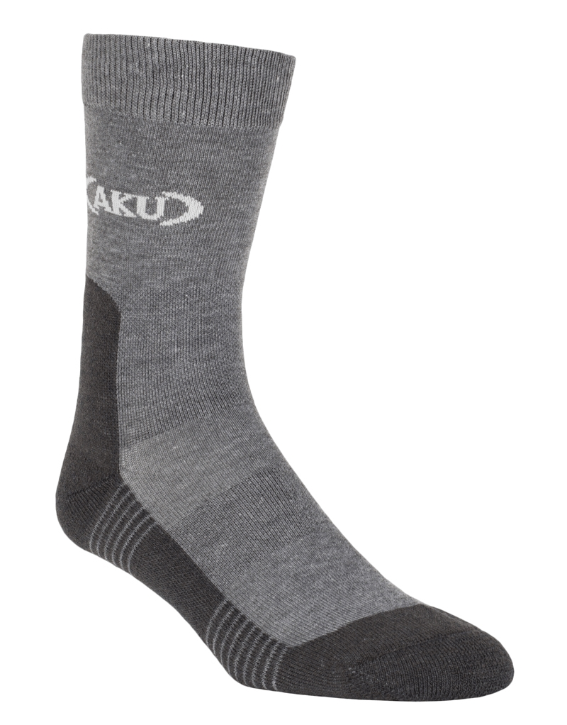 Trekking Low Socks Light Grey/Grey-30
