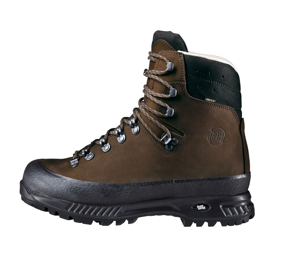 Hanwag Alaska Wide GTX Brown – Erde-30