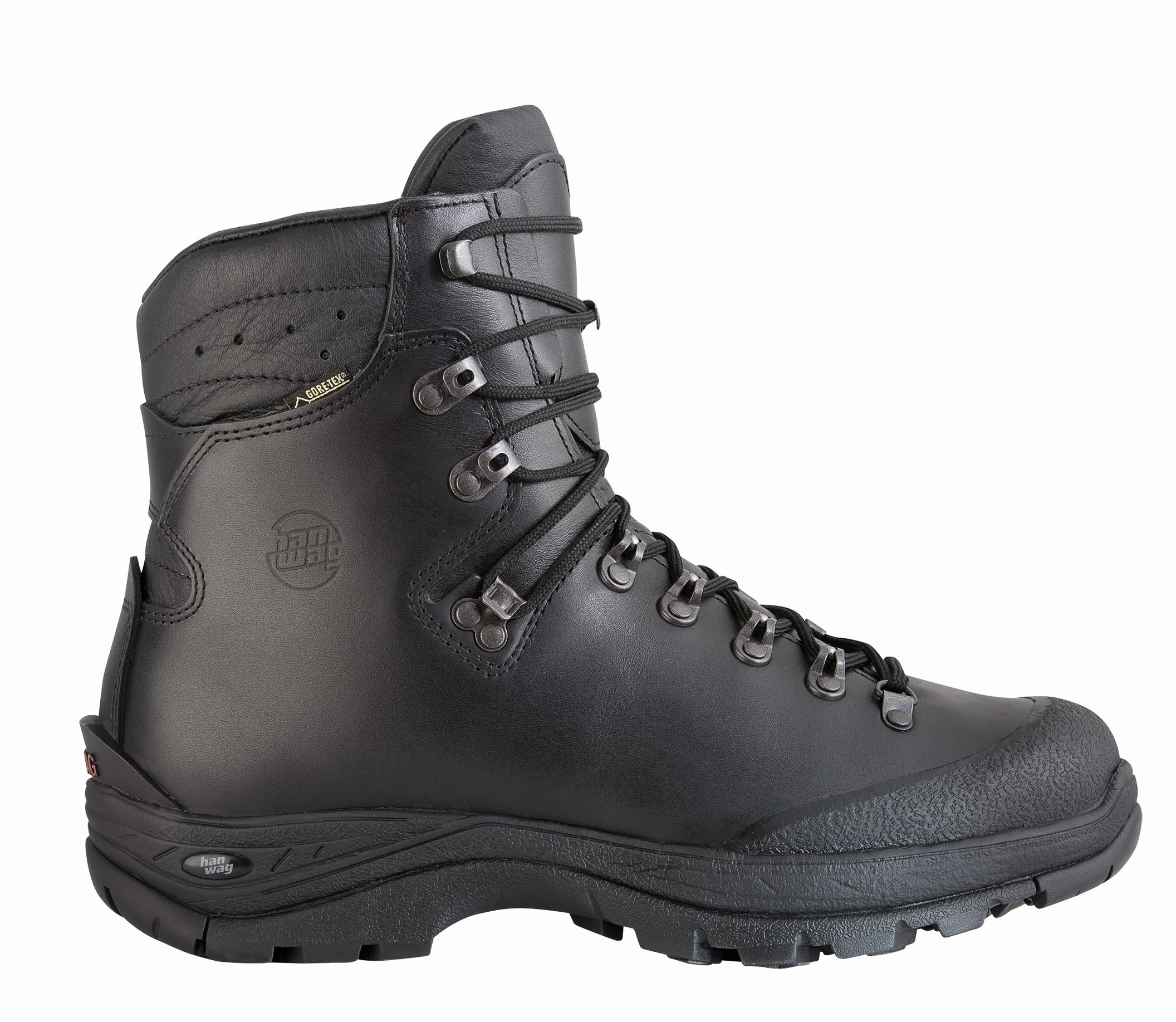 Hanwag Alaska Winter GTX Black – Schwarz-30