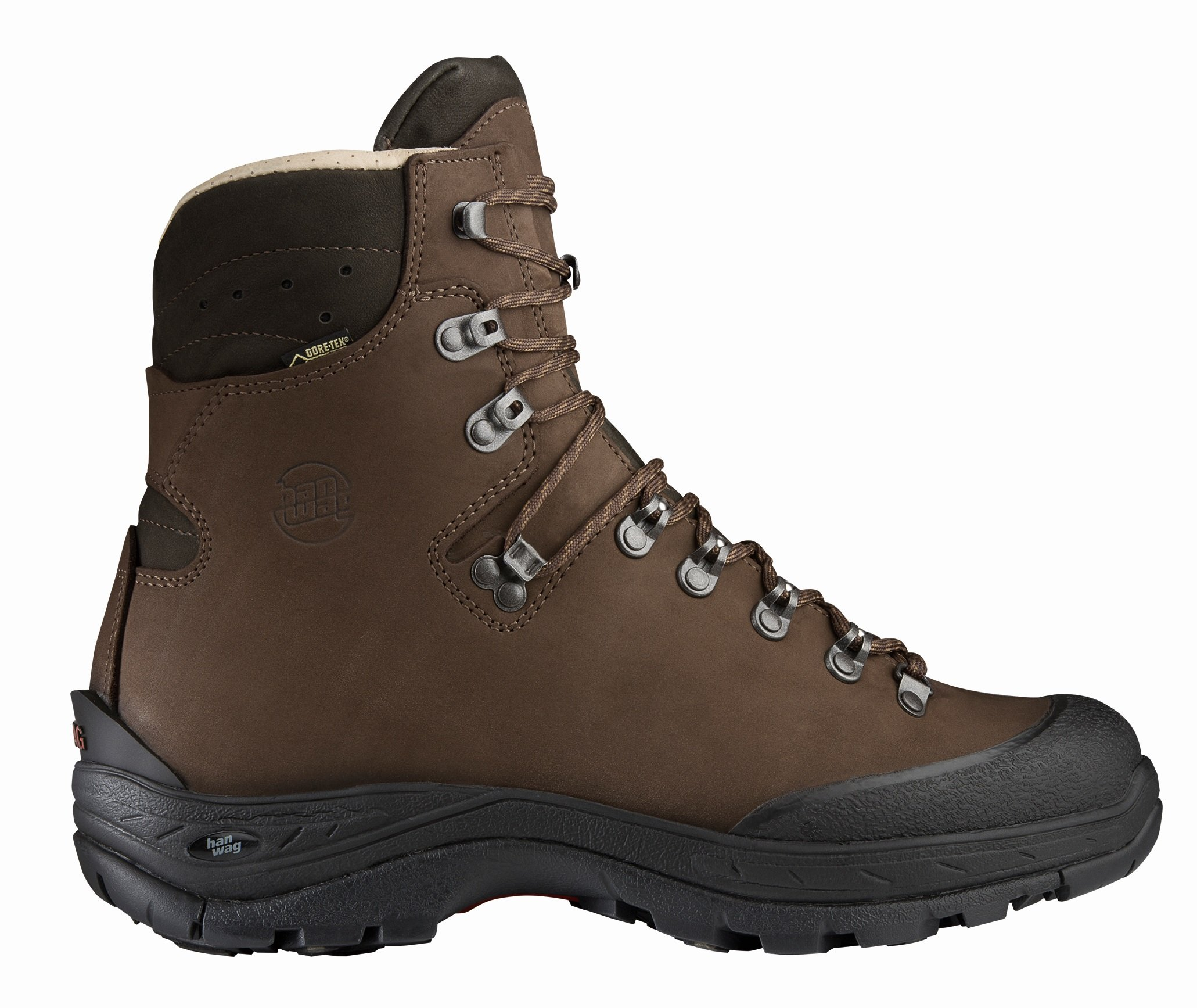 Hanwag Alaska Winter GTX Brown – Erde-30