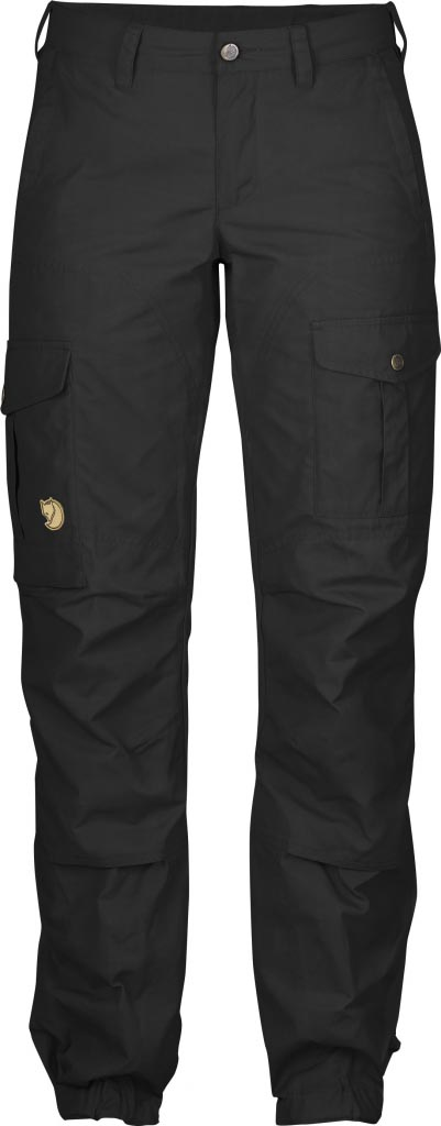 FjallRaven Alta Trousers Black-30