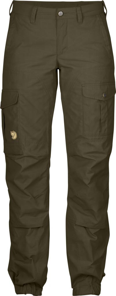 FjallRaven Alta Trousers Dark Olive-30