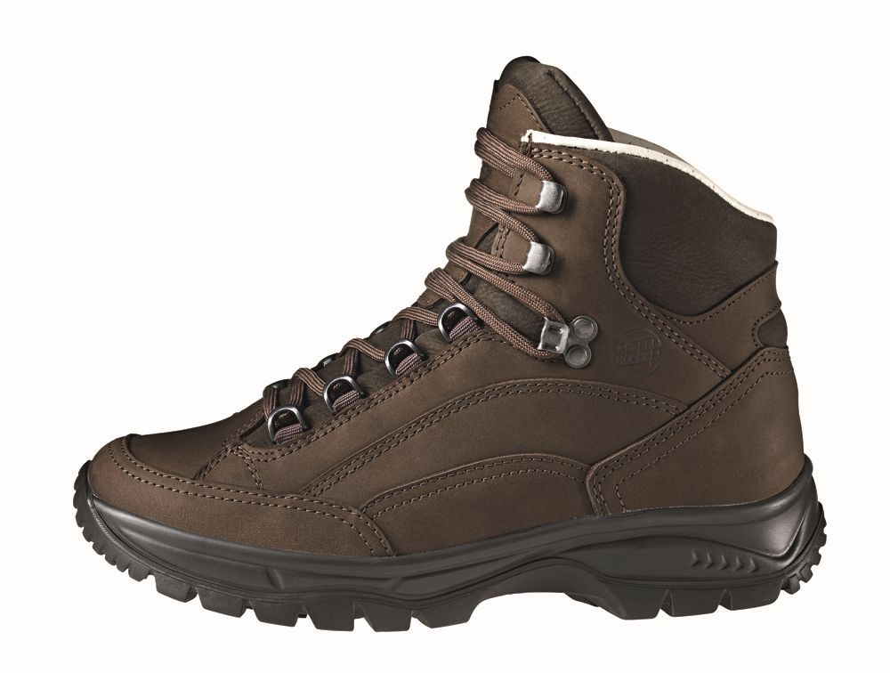 Hanwag Alta Bunion Brown-30