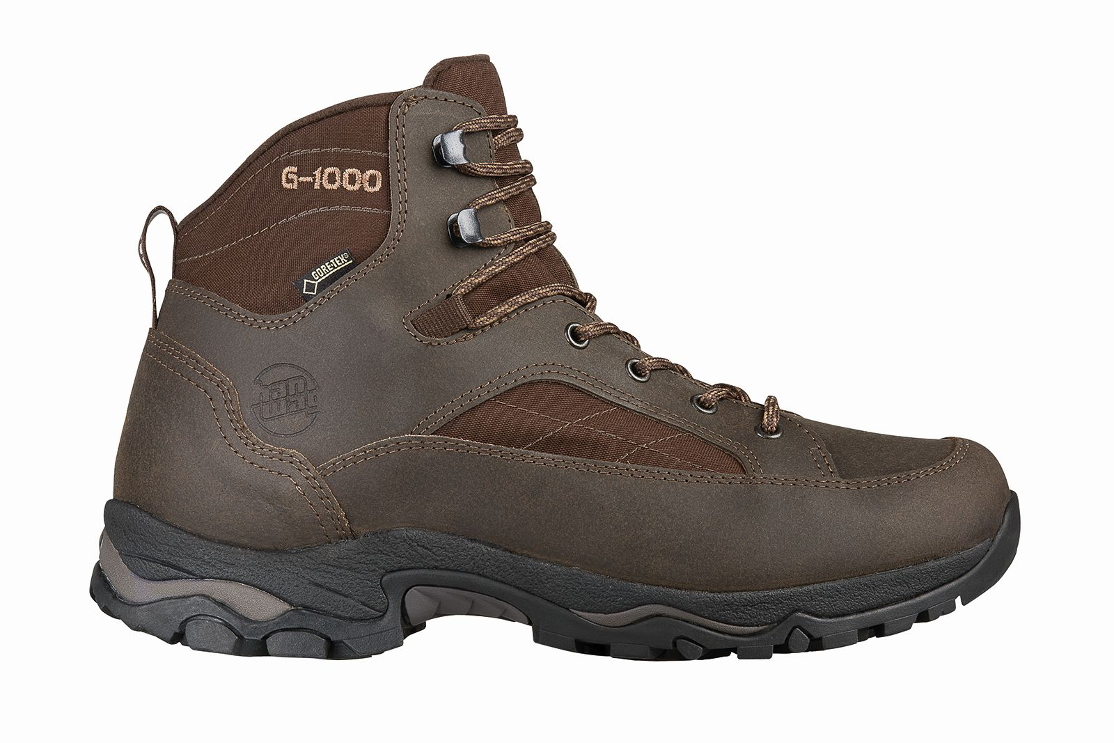 Hanwag Alvik Lady GTX Brown – Erde-30