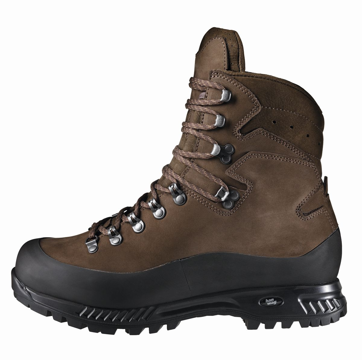 Hanwag Ancash Lady GTX Brown – Erde-30