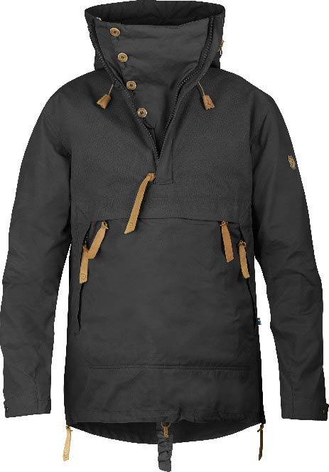 FjallRaven Anorak No. 8 Dark Grey-30