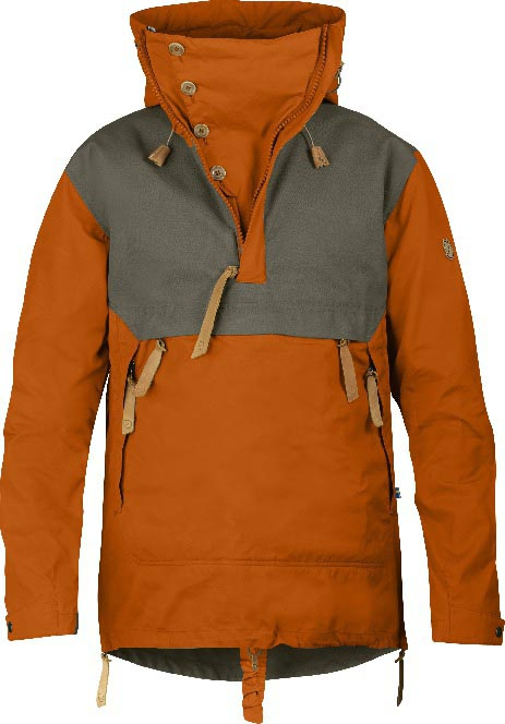 FjallRaven Anorak No. 8 Burnt Orange-30
