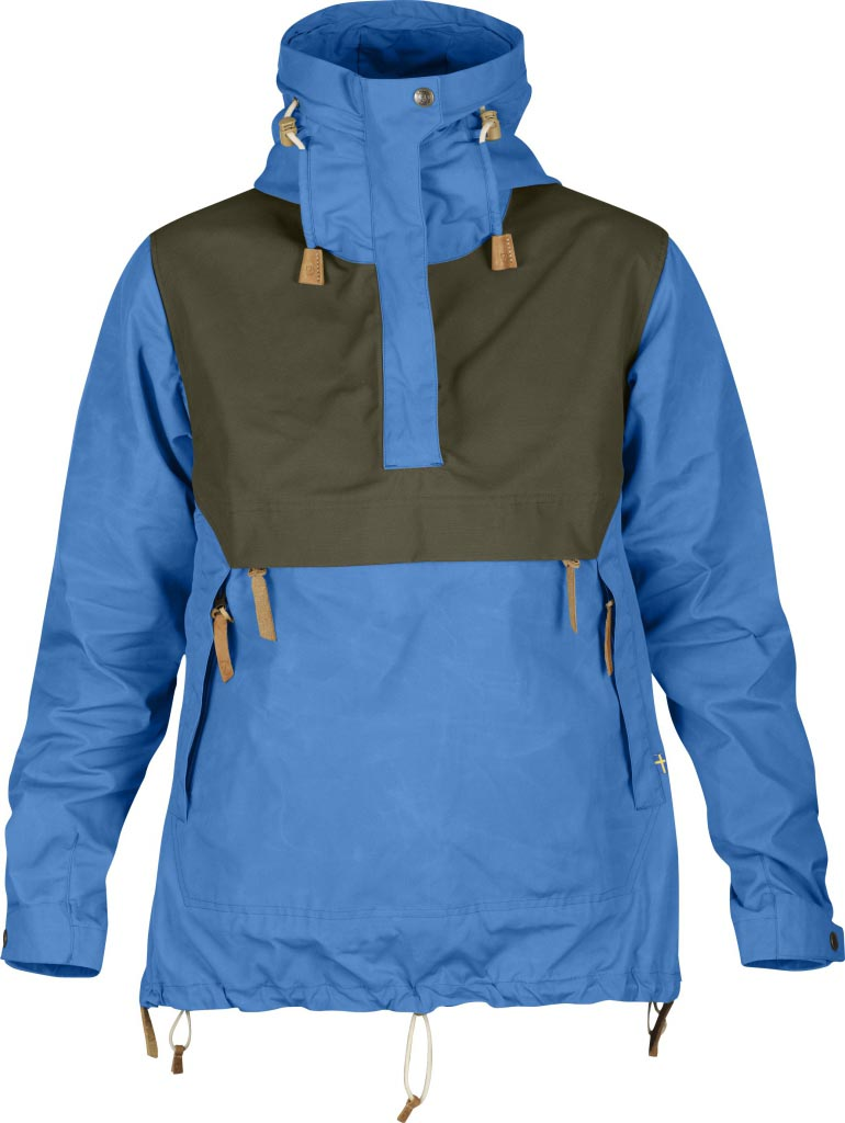 FjallRaven Anorak No.8 W UN Blue-30