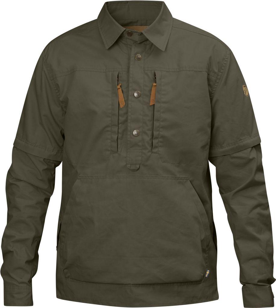 FjallRaven Anorak Shirt No. 1 Tarmac-30