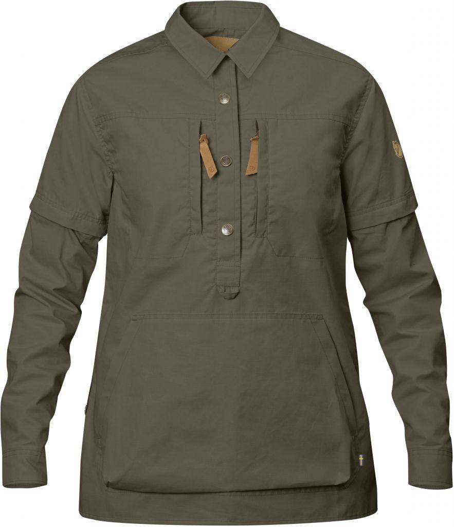 FjallRaven Anorak Shirt No. 1 W Tarmac-30