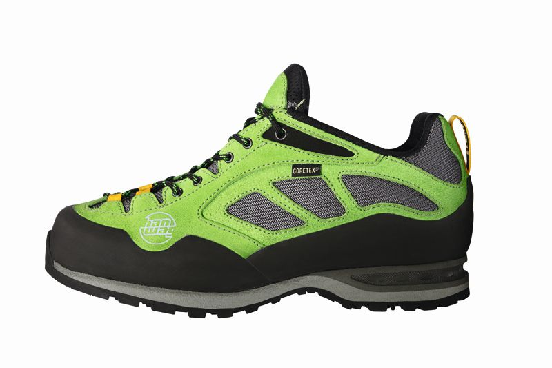 Hanwag - Approach II Lady GTX Birch Green - Hiking Shoes - UK  7