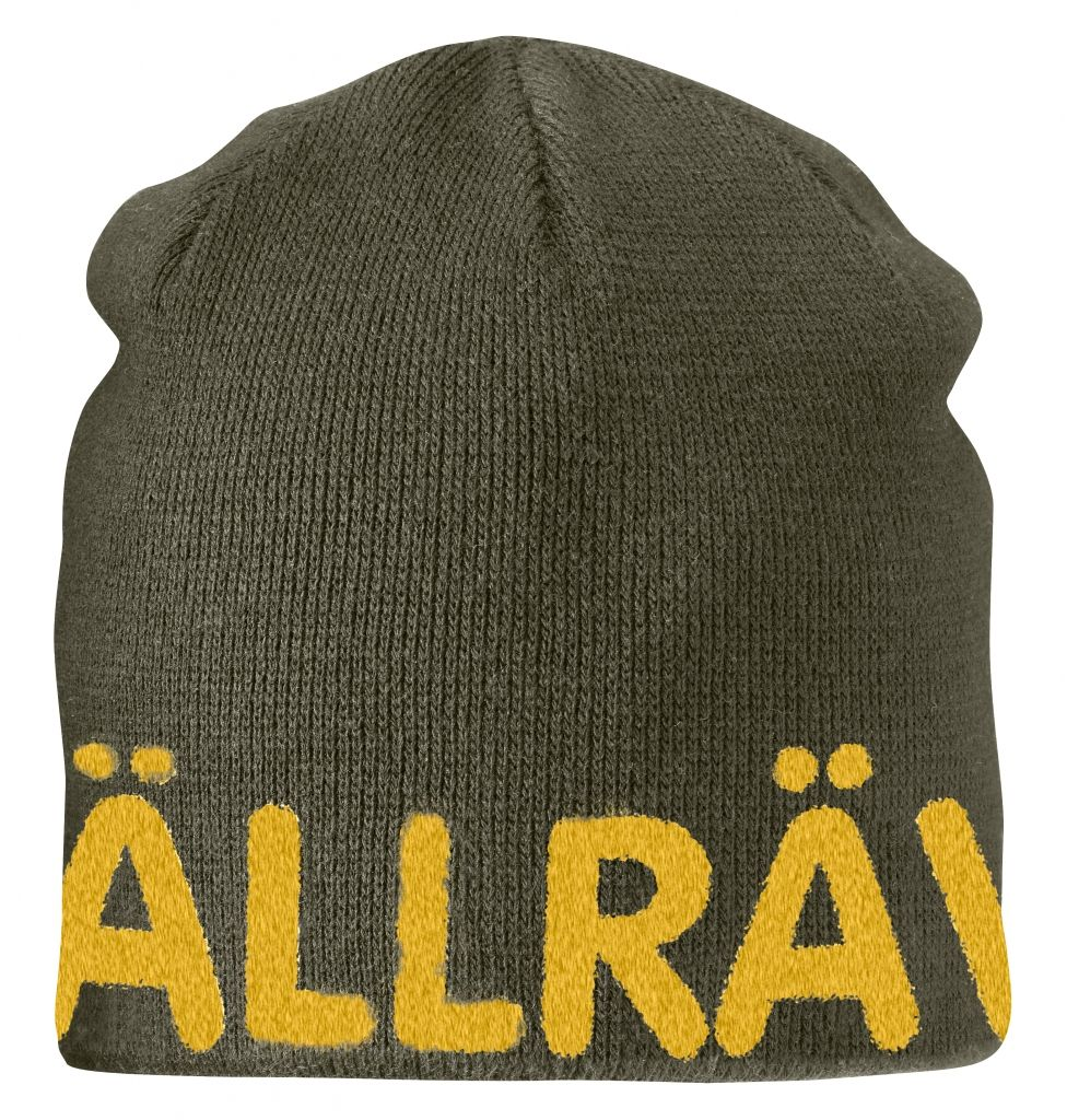 FjallRaven Are Beanie Tarmac-30