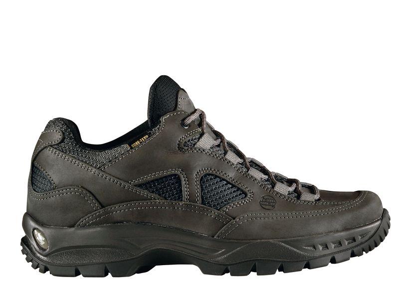 Hanwag - Arrow Lady GTX Dark Grey – Anthrazit - Hiking Shoes - UK  4.5