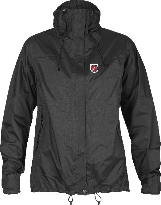 FjallRaven Bäck Jacket W Black-30