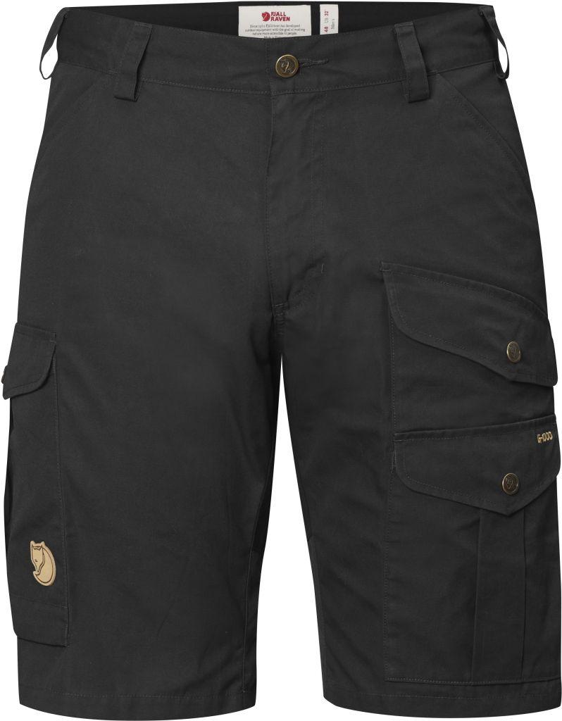 FjallRaven Barents Pro Shorts Dk Grey-Dk Grey-30