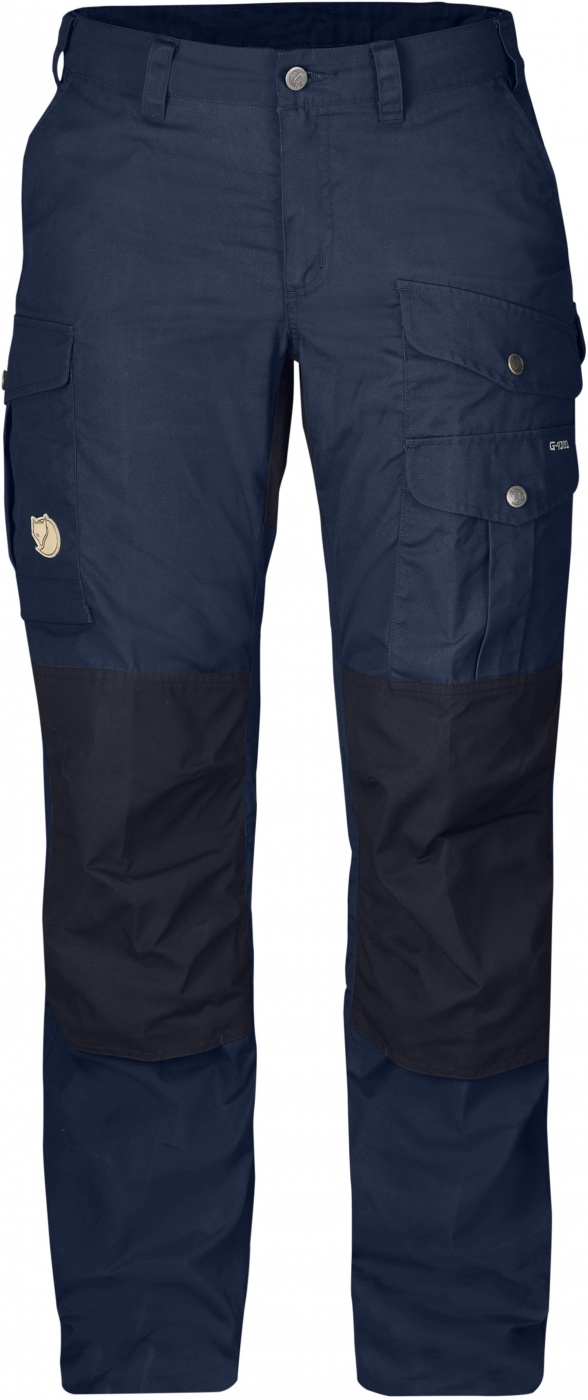 FjallRaven Barents Pro Trousers W Storm-Night Sky-30