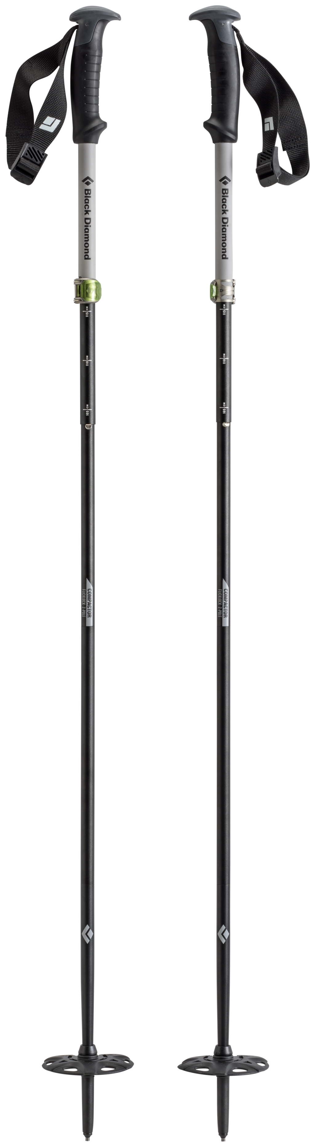 Black Diamond Compactor Ski Poles No Color-30