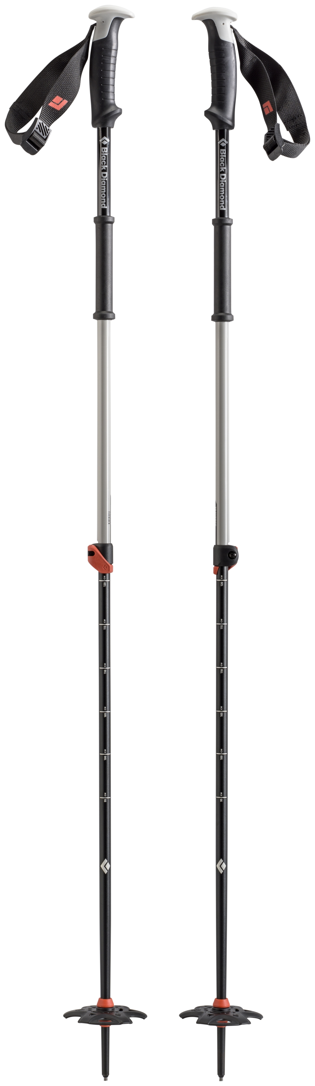 Black Diamond Traverse Ski Poles No Color-30