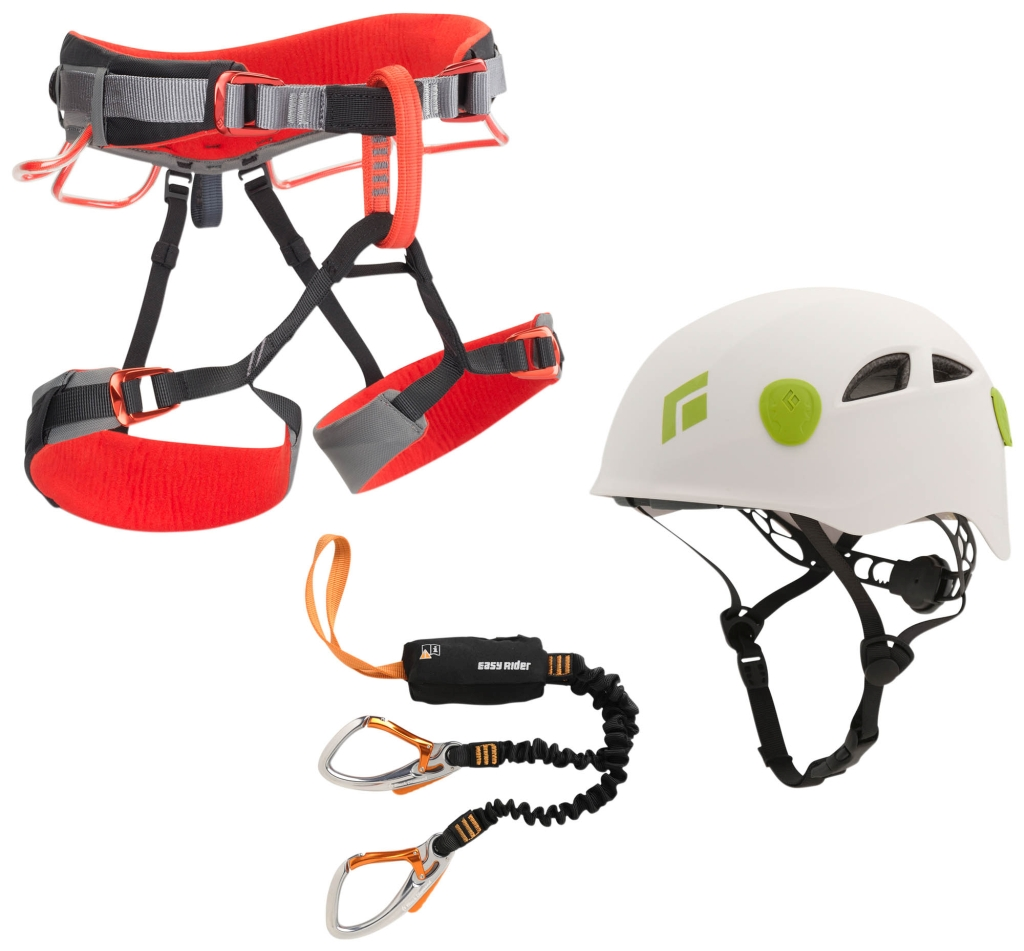 Black Diamond Easy Rider Via Ferrata Package-30