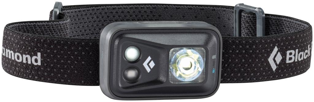 Black Diamond Spot Matt Black-30