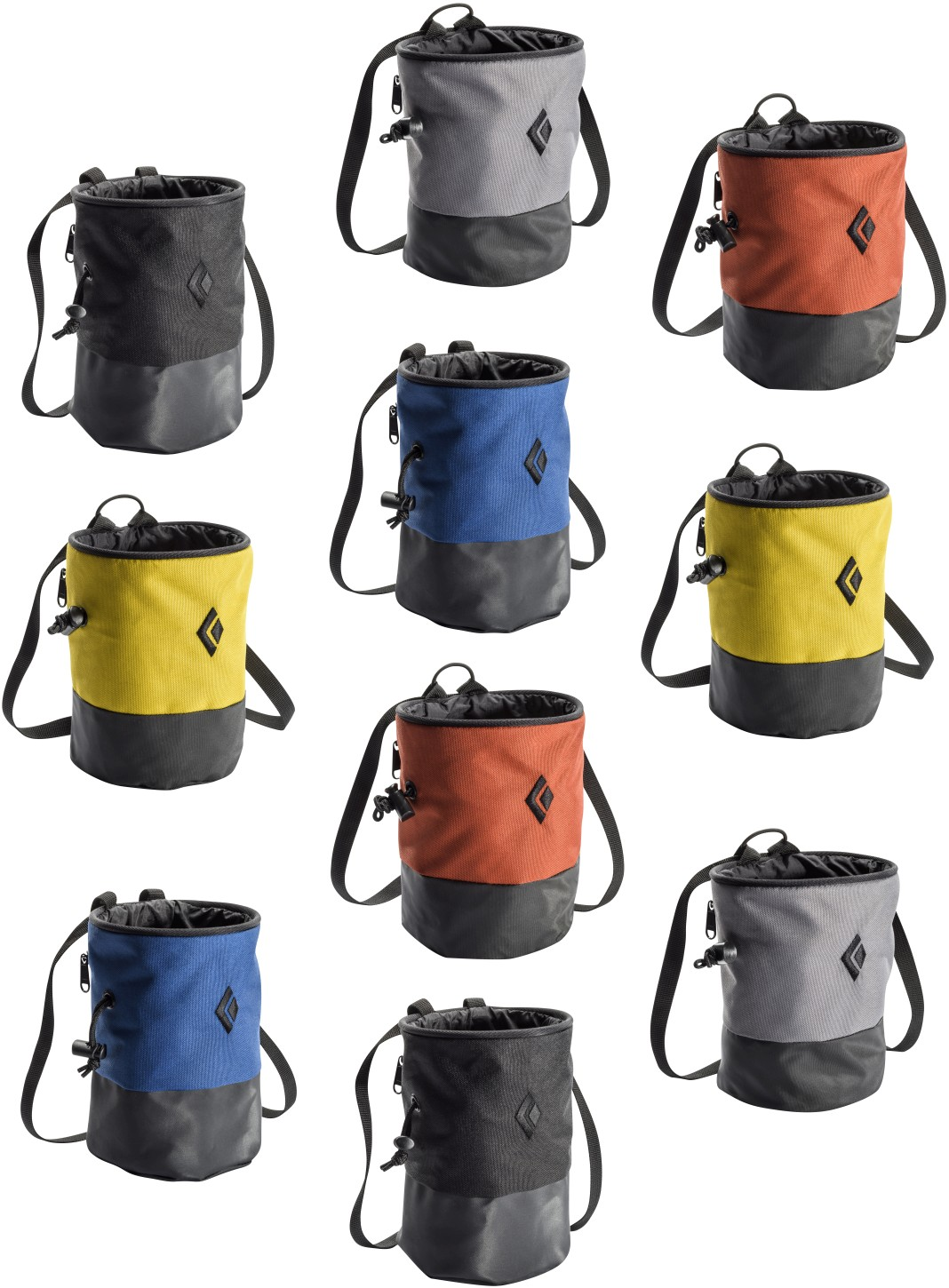 Black Diamond Mojo Zip 10 Pack No Color-30