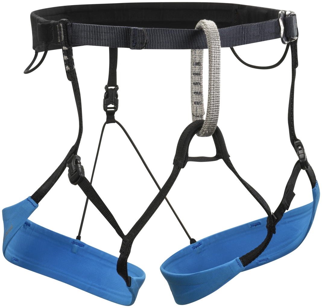 Black Diamond Couloir Harness Ultra Blue-30