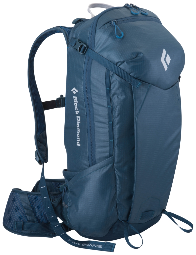 Black Diamond Nitro 22 Moroccan Blue-30