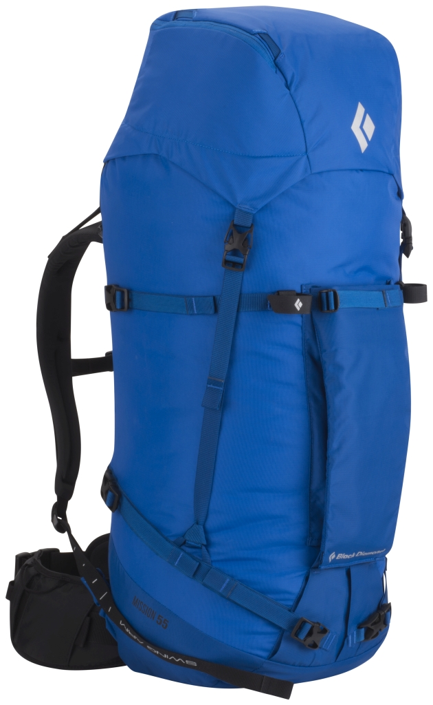 Black Diamond Mission 55 Cobalt-30