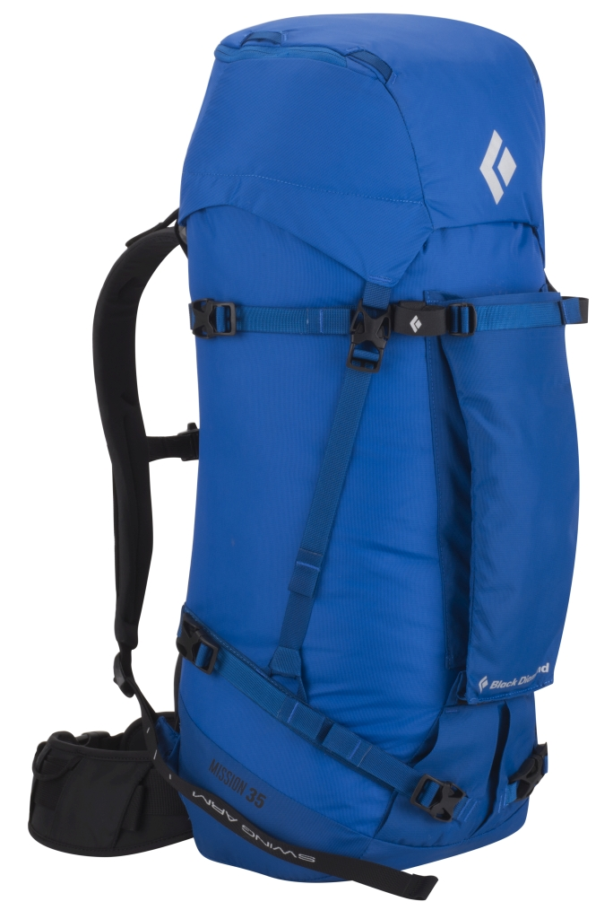 Black Diamond Mission 35 Cobalt-30