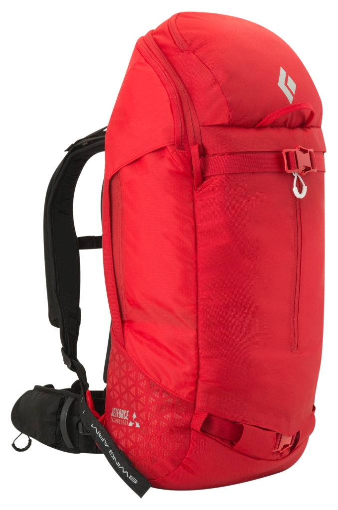 Black Diamond Saga 40 Fire Red-30