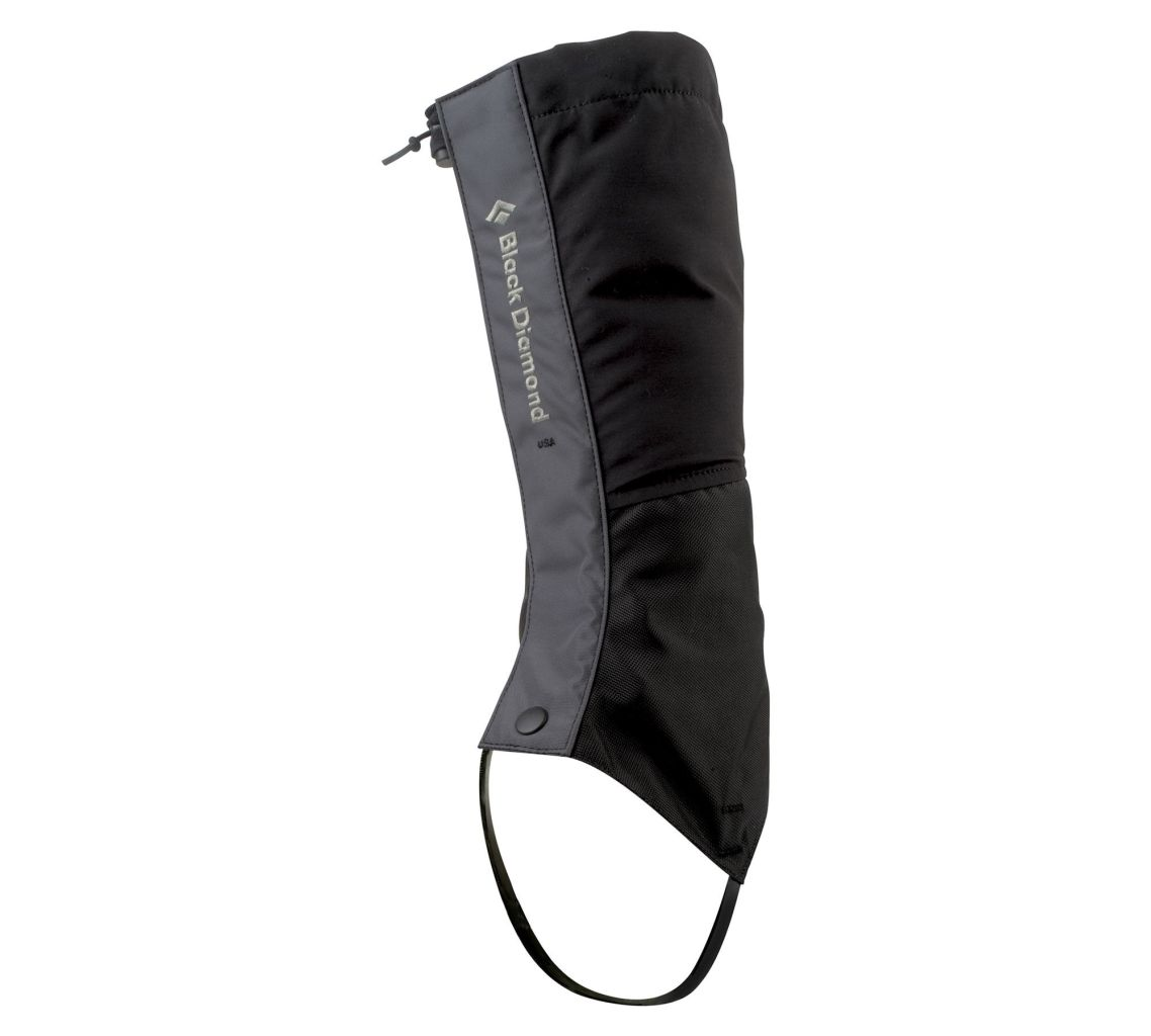 Black Diamond Frontpoint Gaiter Black-30