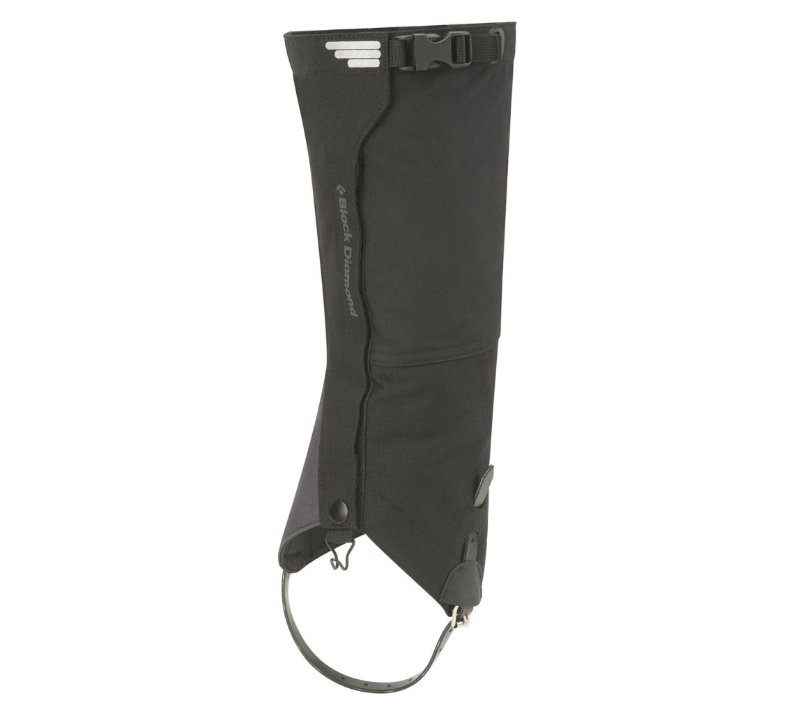 Black Diamond Apex Gaiter Black-30