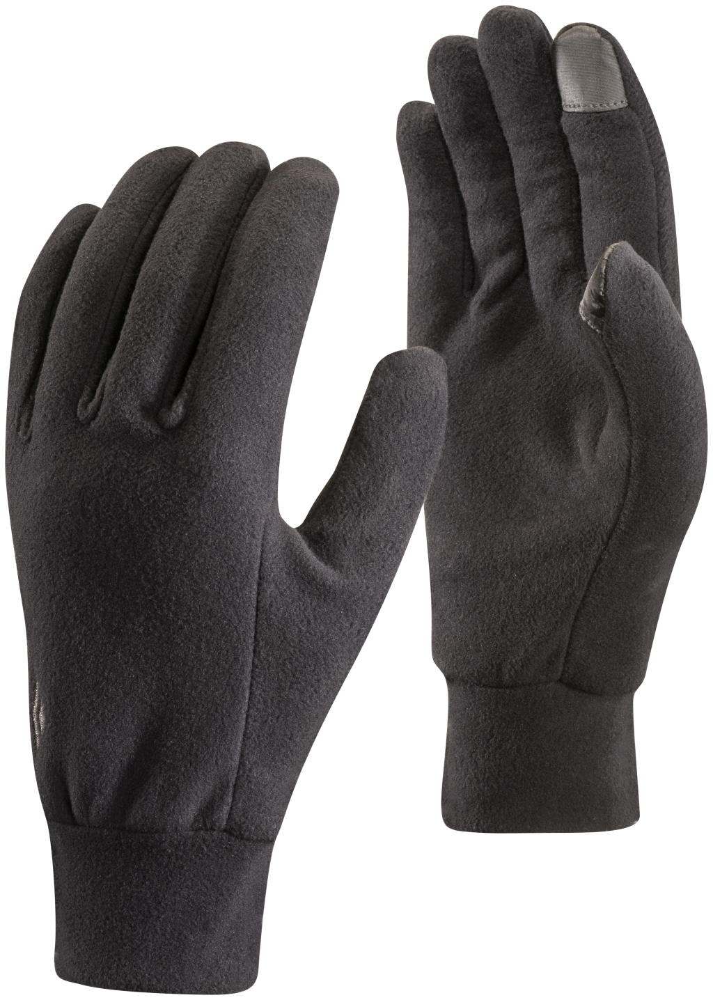 Black Diamond Lightweight Fleece Gloves Black-30