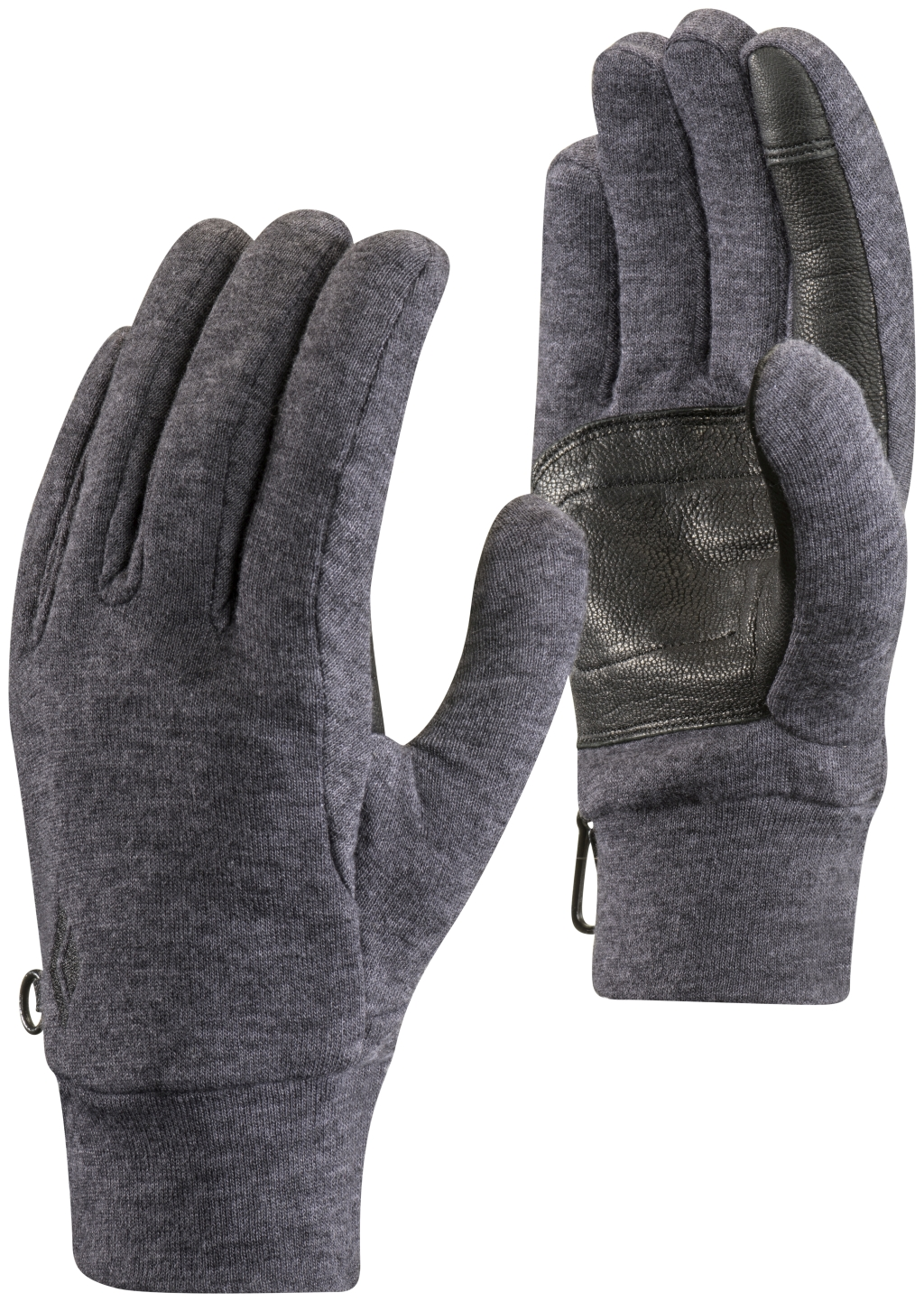 Black Diamond Midweight Wooltech Gloves Slate-30