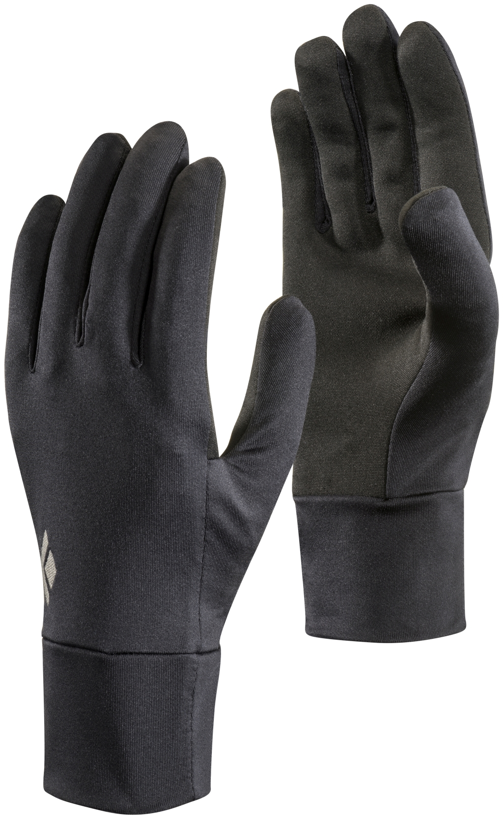 Black Diamond Lightweight Screentap Fleece Gloves Black-30