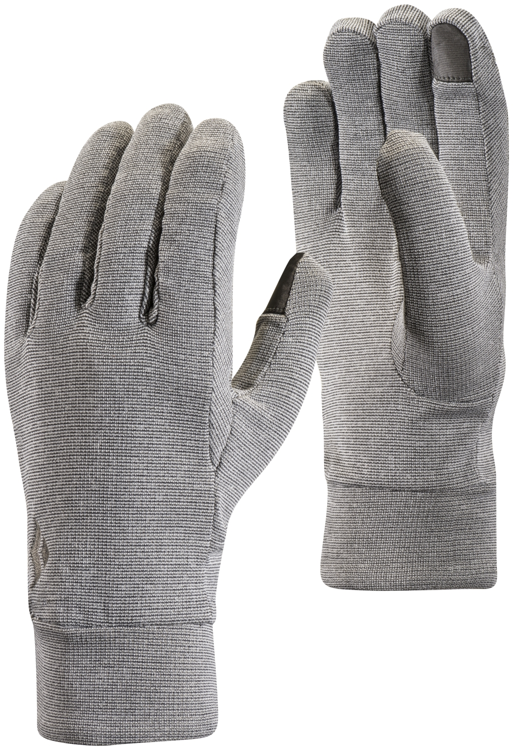 Black Diamond Lightweight Wooltech Gloves Slate-30