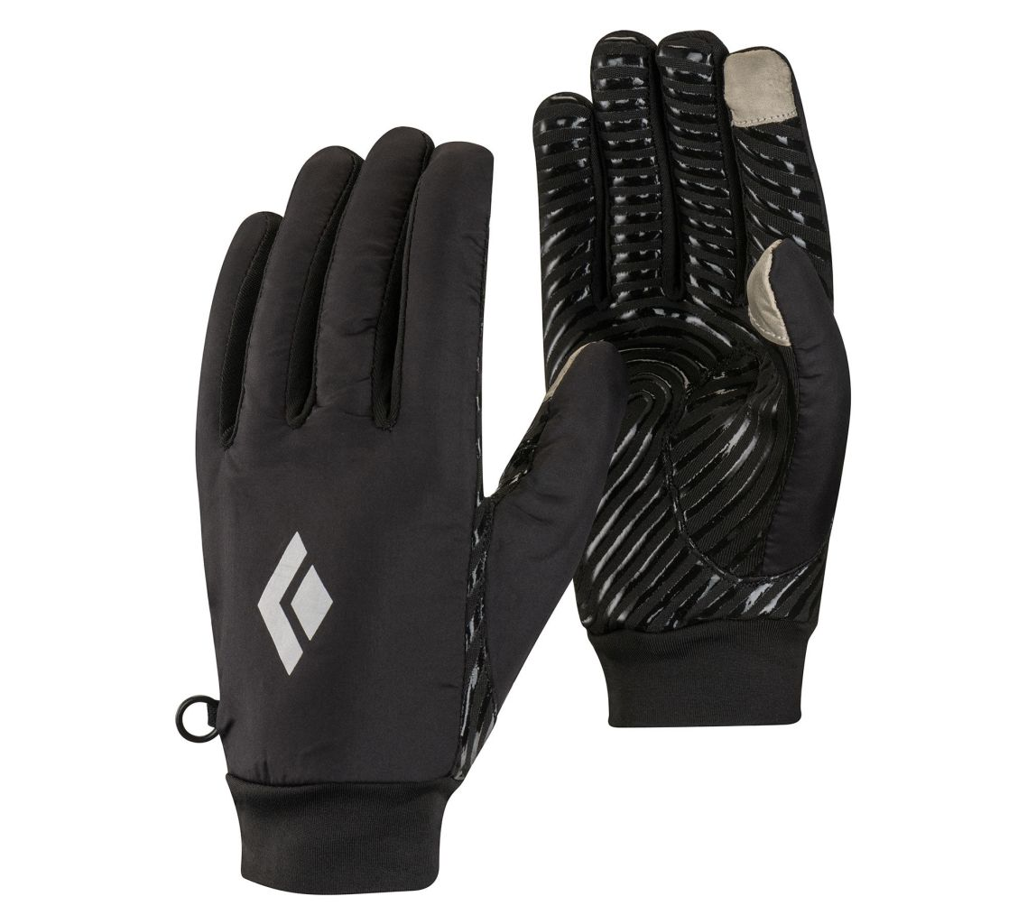 Black Diamond Mont Blanc Gloves Black-30