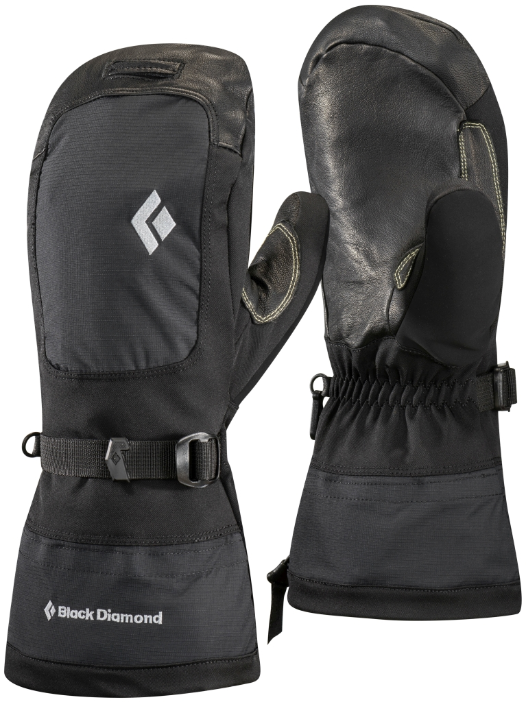 Black Diamond Mercury Mitts Black-30