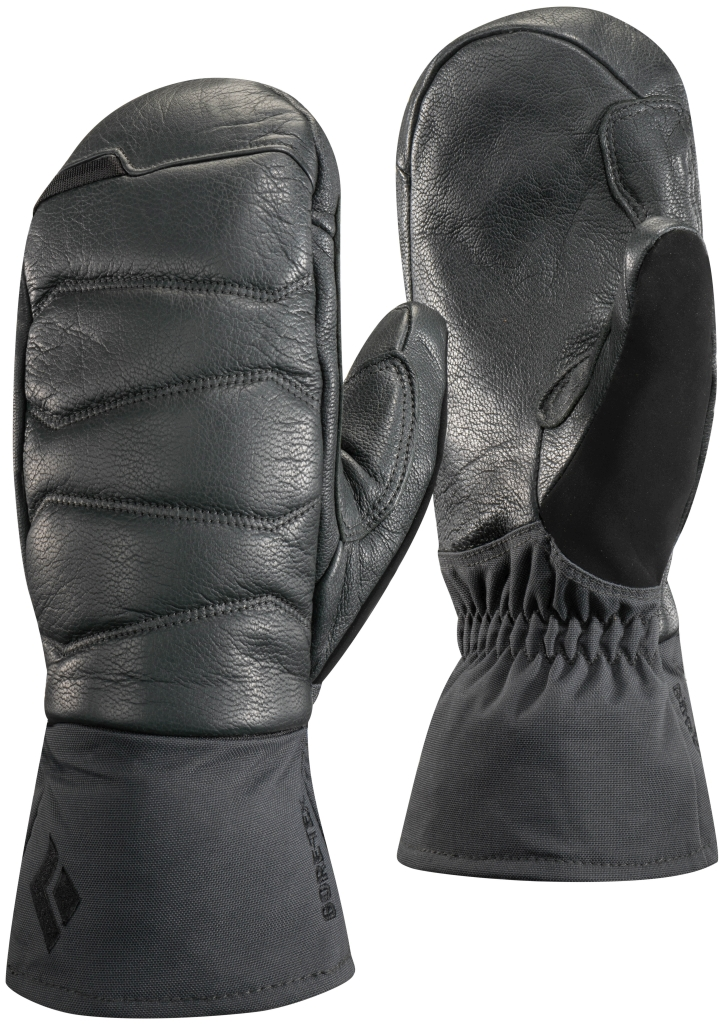 Black Diamond Iris Mitts Women's 2015 Black-30