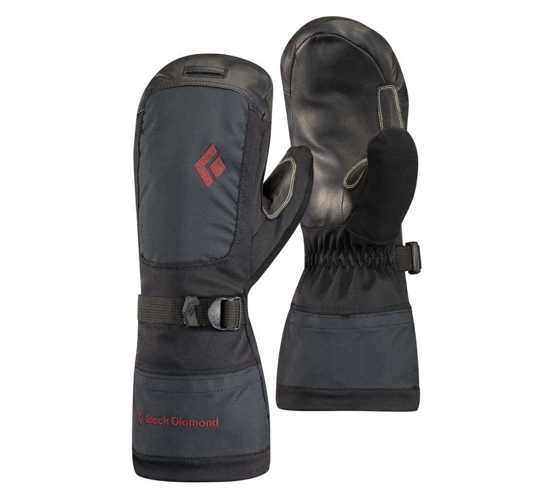 Black Diamond Mercury Mitts Women's Black-30