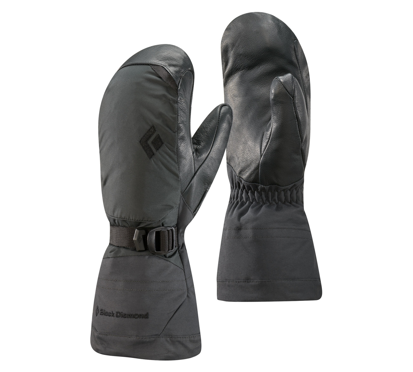 Black Diamond Ankhiale Goretex Mitts Women's Black-30