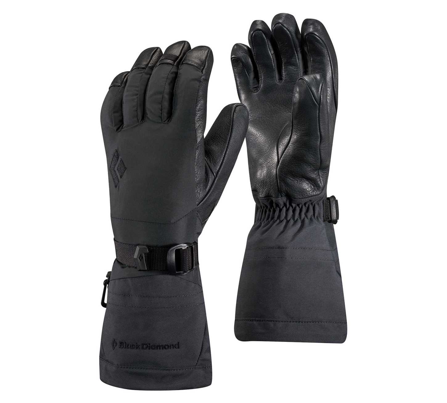Black Diamond Ankhiale Goretex Gloves Women's Black-30