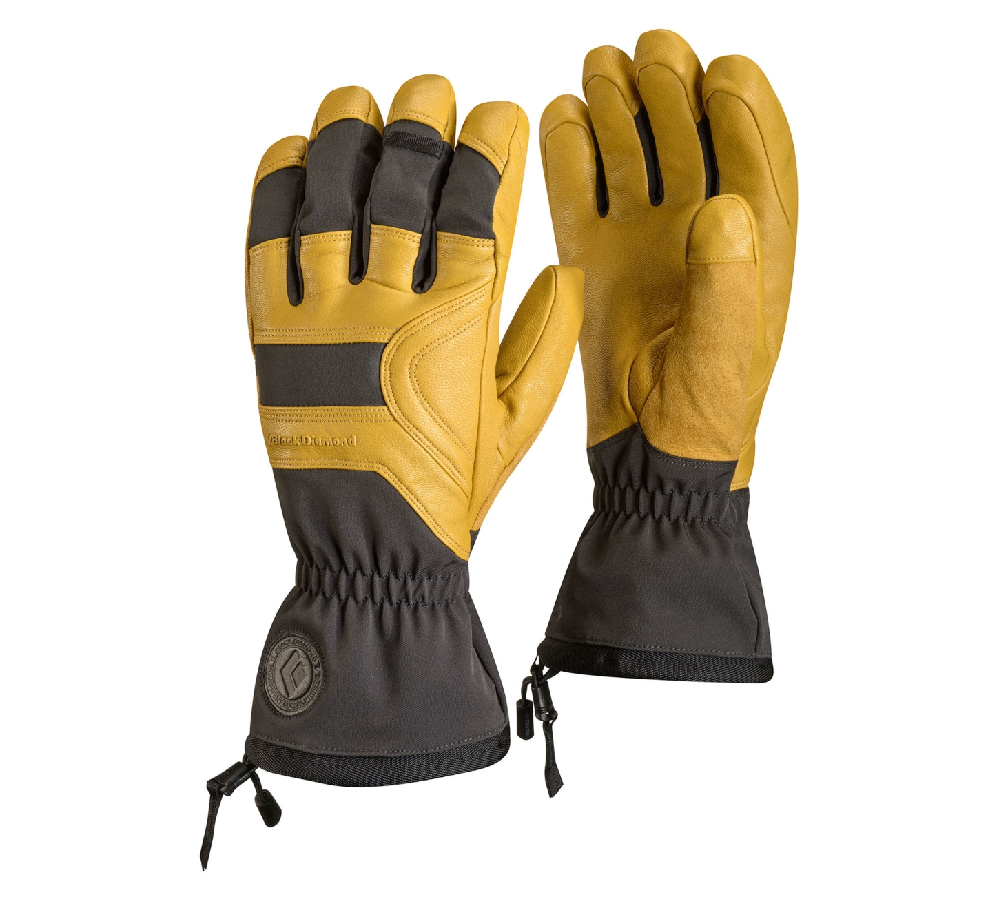 Black Diamond Patrol Gloves Natural-30